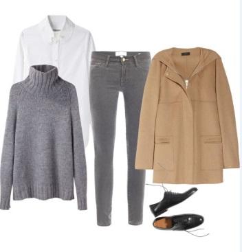 Outfit inspo via Pinterest